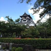 Photo taken at Inuyama Castle by honeorizon on 8/12/2012