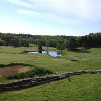 Photo taken at Boothbay Harbor Country Club by Dan W. on 6/1/2012