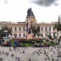 Photo taken at Palacio de Gobierno by Rodrigo C. on 3/14/2012