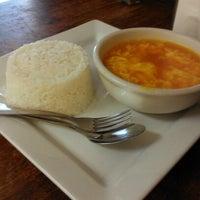 Photo taken at Sukhothai II Restaurant by Trey C. on 8/18/2012