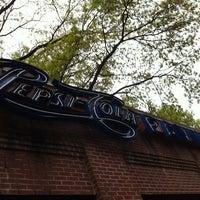 Photo taken at Pepsi Pavillon by Tommy V. on 3/17/2012