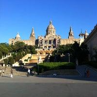 Снимок сделан в Muntanya de Montjuïc пользователем Владимир Б. 6/16/2012