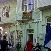 Photo taken at Konak pera cafe by 🦅 on 6/2/2012