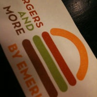 Photo taken at Burgers and More by Emeril by Chad on 3/27/2012