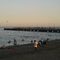 7/16/2012 tarihinde Aybuke T.ziyaretçi tarafından Anamur İskele'de çekilen fotoğraf
