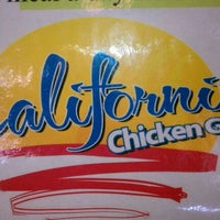 Photo taken at California Chicken Grill by Hope T. on 5/1/2012