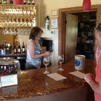 Photo taken at Black Ankle Vineyards by Paul A. on 8/3/2012