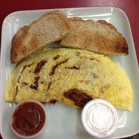 Photo taken at Java Joe's Cafe by Garrett W. on 3/30/2012