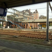 Photo taken at Station Woerden by Ирина С. on 8/21/2012