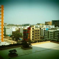 Photo taken at The Westin Hyderabad Mindspace by ralph t. on 4/3/2012