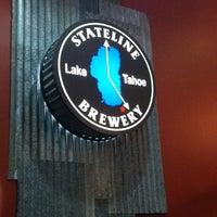 Photo taken at Stateline Brewery & Restaurant by Lisa V. on 6/22/2012
