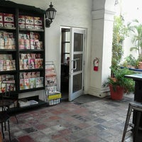 Photo taken at Books & Books by Marina C. on 7/1/2012
