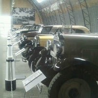 Photo taken at The Bauska Branch of the Riga Motor Museum by Sendra on 9/1/2012