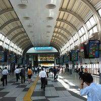 Photo taken at Shinagawa Station by オスカル on 8/31/2012