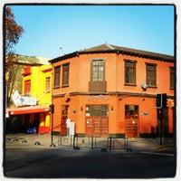 Foto tomada en Plaza Ñuñoa por Gonzalo O. el 7/14/2012