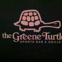 Photo taken at The Greene Turtle by Radhika P. on 4/15/2012