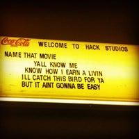 Photo taken at Hack Studio by Jennifer B. on 8/26/2012