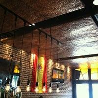 Photo taken at Mompou Tapas Bar & Lounge by ALBD on 6/27/2012