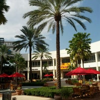 Photo taken at Downtown at The Gardens by Aser M. on 7/28/2012