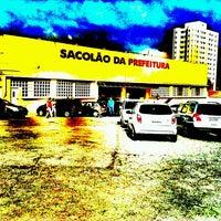 Photo taken at Mercado Municipal de Santo Amaro by Nel H. on 3/24/2012