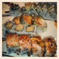 Photo taken at Umi Japanese Fine Dining by Jasmine D. on 8/26/2012