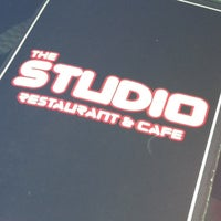 Photo taken at The Studio Cafe by IMgrape S. on 7/2/2012