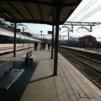 Photo taken at Estación de Cercanías de Villalba by Eduardo P. on 3/28/2012