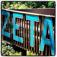 Photo taken at Zeta Tau Alpha by Alex H. on 8/25/2012
