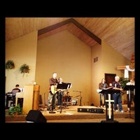 Photo taken at Northcrest Community Church by Andy A. on 7/29/2012