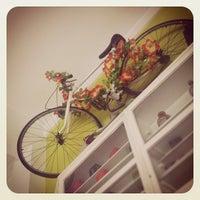 Photo taken at Mercado Amenabar by Lucho C. on 9/6/2012