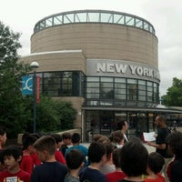 Photo taken at New York Hall of Science by jose b. on 6/12/2012