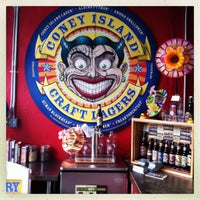 Photo taken at Coney Island Brewing Company by Joyce on 7/14/2012