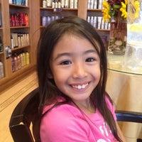 Photo taken at Thomas Scott Salon by May V. on 7/30/2012