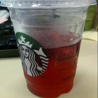 Photo taken at Starbucks by Dawn s. on 7/13/2012