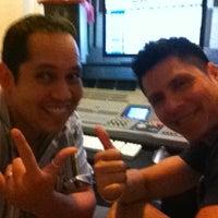 "Photo taken at Prosantana Recording Studio, Creative Studio by Carlos ""Charlie"" S. on 4/19/2012"