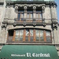 Das Foto wurde bei El Cardenal von Gina A. am 5/20/2012 aufgenommen