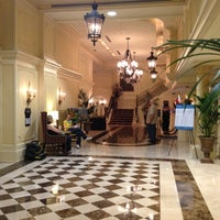 Photo taken at Astor Crowne Plaza - New Orleans French Quarter by Krista V. on 3/23/2012
