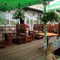 """Photo taken at Ресторан """"Лето"""" by Yurik A. on 8/4/2012"""