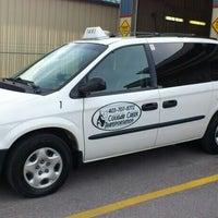 Photo taken at Cougar Creek Taxi by Caravan C. on 9/12/2012