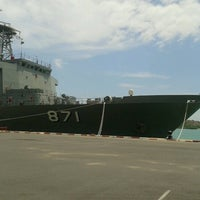 Photo taken at HTMS Chakri Naruebet by takky t. on 6/8/2012