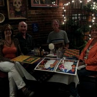 Photo taken at Cafe Azteca by Deborah B. on 9/4/2012