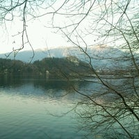 Photo prise au Blejsko Jezero / Lake Bled par Siniša K. le3/25/2012
