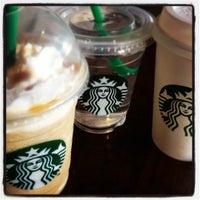 Photo taken at Starbucks by Dorottya L. on 2/22/2012