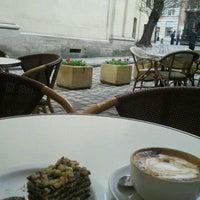 Снимок сделан в Світ кави / World of Coffee пользователем Galia S. 4/20/2012