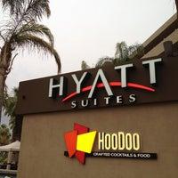 Photo taken at Hyatt Palm Springs by Deb L. on 7/31/2012