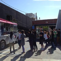 Photo taken at Coolhaus Truck by Dimitry I. on 4/3/2012