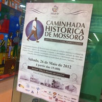 Photo taken at Supermercado Cidade Alternativo by Jany A. on 5/25/2012