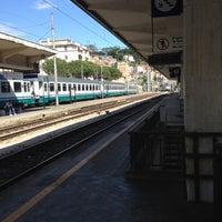 Foto scattata a Stazione La Spezia Centrale da Anna H. il 6/5/2012