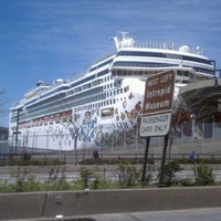 Photo taken at Norwegian Gem by Bob M. on 4/8/2012