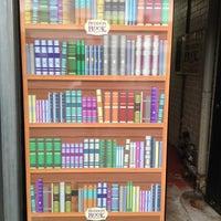 Photo taken at Seddon Book Alley by Ben M. on 6/24/2012